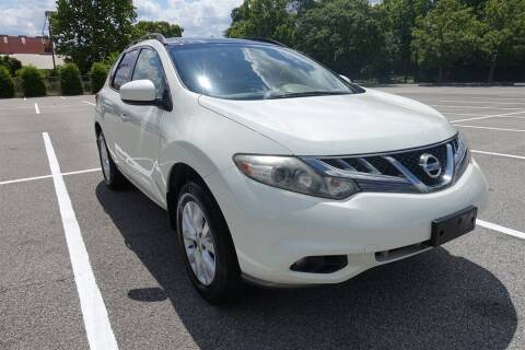 2011 Nissan Murano for sale at Womack Auto Sales in Statesboro GA