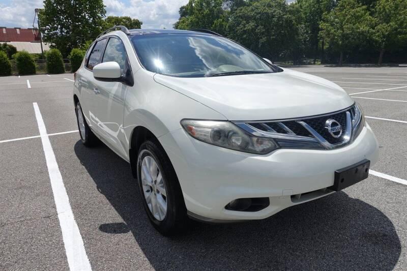 2011 Nissan Murano for sale at Womack Auto Sales in Statesboro GA