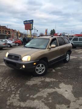 2004 Hyundai Santa Fe for sale at Big Bills in Milwaukee WI