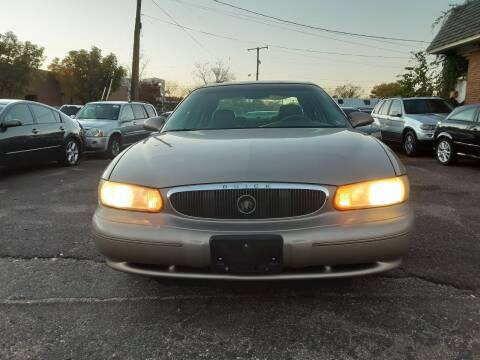 2003 Buick Century for sale at Fredericksburg Auto Finance Inc. in Fredericksburg VA