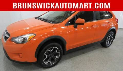 2014 Subaru XV Crosstrek for sale at Brunswick Auto Mart in Brunswick OH
