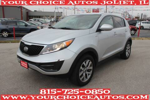 2014 Kia Sportage for sale at Your Choice Autos - Joliet in Joliet IL