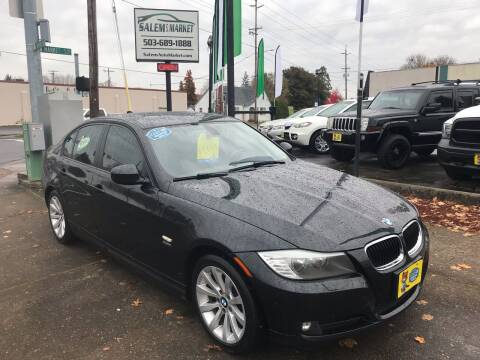 2011 BMW 3 Series for sale at Salem Auto Market in Salem OR