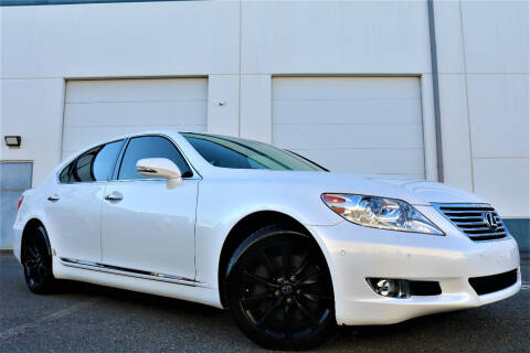 2011 Lexus LS 460 for sale at Chantilly Auto Sales in Chantilly VA