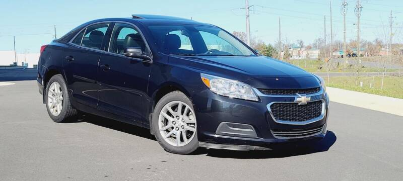 2014 Chevrolet Malibu for sale at BOOST MOTORS LLC in Sterling VA