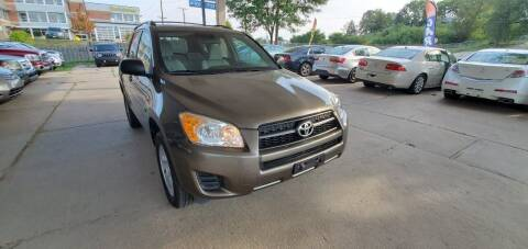 2010 Toyota RAV4 for sale at Divine Auto Sales LLC in Omaha NE
