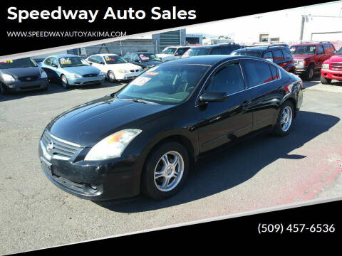 2008 Nissan Altima for sale at Speedway Auto Sales in Yakima WA