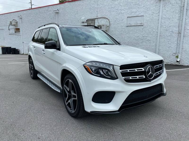 2017 Mercedes-Benz GLS for sale at LUXURY AUTO MALL in Tampa FL