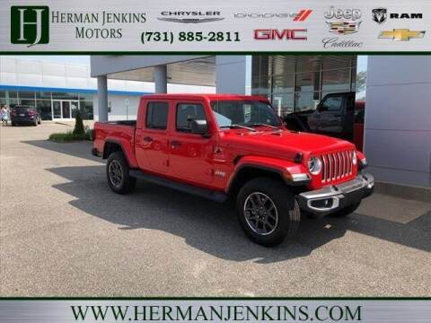 2020 Jeep Gladiator for sale at Herman Jenkins Used Cars in Union City TN