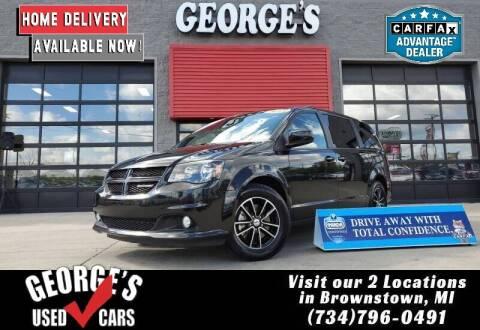 2018 Dodge Grand Caravan for sale at George's Used Cars - Pennsylvania & Allen in Brownstown MI