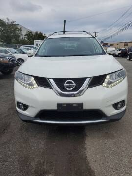 2014 Nissan Rogue for sale at Advantage Auto Brokers in Hasbrouck Heights NJ