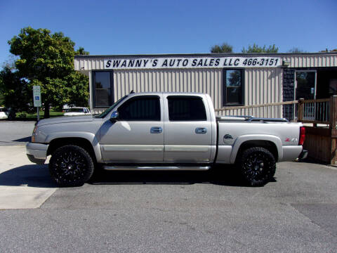2006 Chevrolet Silverado 1500 for sale at Swanny's Auto Sales in Newton NC