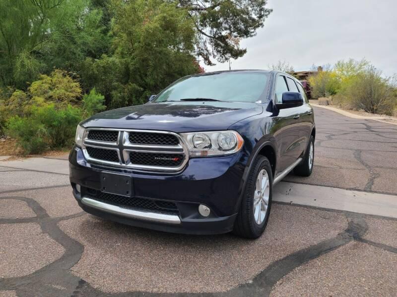 2013 Dodge Durango for sale at BUY RIGHT AUTO SALES in Phoenix AZ