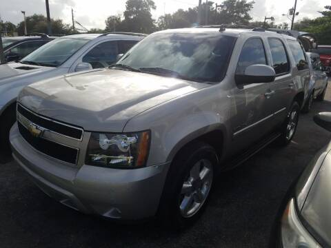 2009 Chevrolet Tahoe for sale at P S AUTO ENTERPRISES INC in Miramar FL