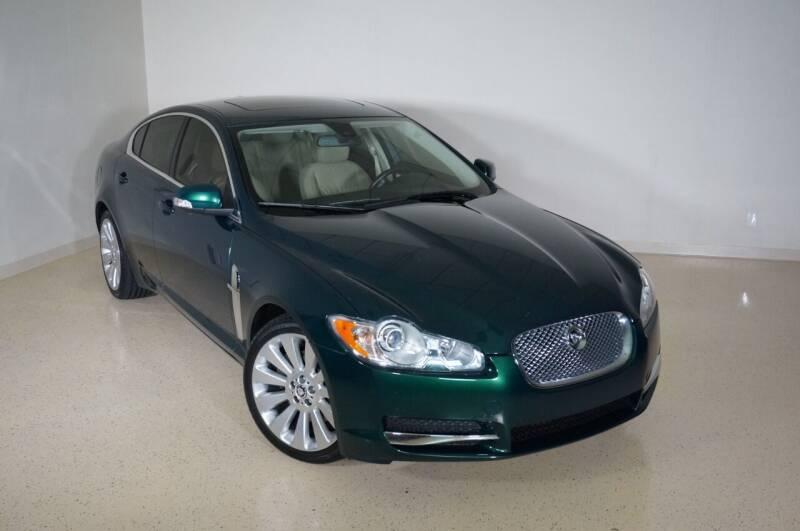 2009 Jaguar XF for sale at TopGear Motorcars in Grand Prairie TX