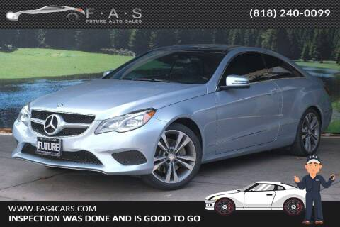 2014 Mercedes-Benz E-Class for sale at Best Car Buy in Glendale CA