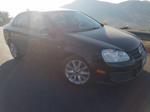 2010 Volkswagen Jetta for sale at Trini-D Auto Sales Center in San Diego CA
