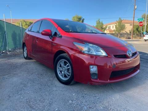 2010 Toyota Prius for sale at Boktor Motors in Las Vegas NV