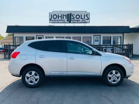2015 Nissan Rogue Select for sale at John Solis Automotive Village in Idaho Falls ID