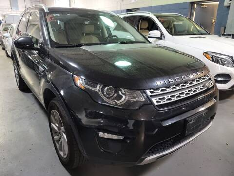 2016 Land Rover Discovery Sport for sale at AW Auto & Truck Wholesalers  Inc. in Hasbrouck Heights NJ