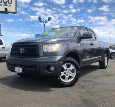 2012 Toyota Tundra for sale at LUGO AUTO GROUP in Sacramento CA