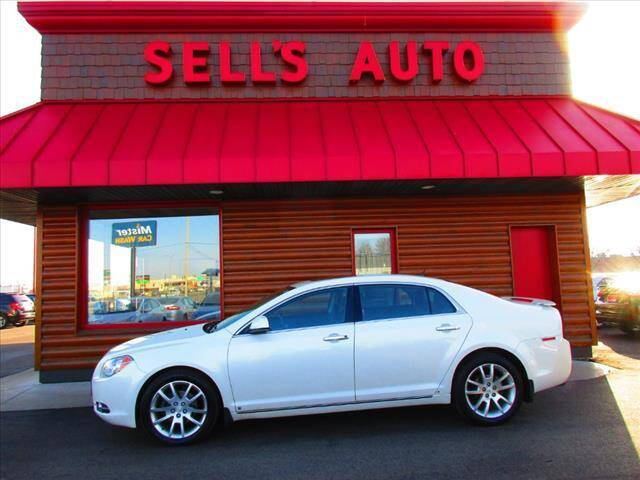 2010 Chevrolet Malibu for sale at Sells Auto INC in Saint Cloud MN
