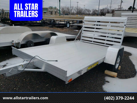 2021 Aluma 7210H for sale at ALL STAR TRAILERS Utilities in , NE