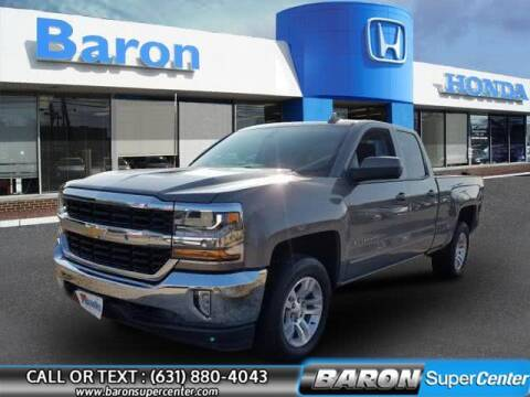 2017 Chevrolet Silverado 1500 for sale at Baron Super Center in Patchogue NY