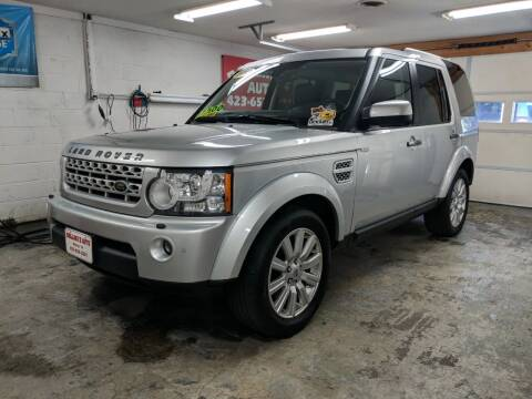 2013 Land Rover LR4 for sale at BOLLING'S AUTO in Bristol TN