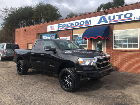2020 RAM Ram Pickup 1500 for sale at FREEDOM AUTO LLC in Wilkesboro NC