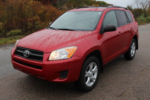 2012 Toyota RAV4 for sale at Imotobank in Walpole MA
