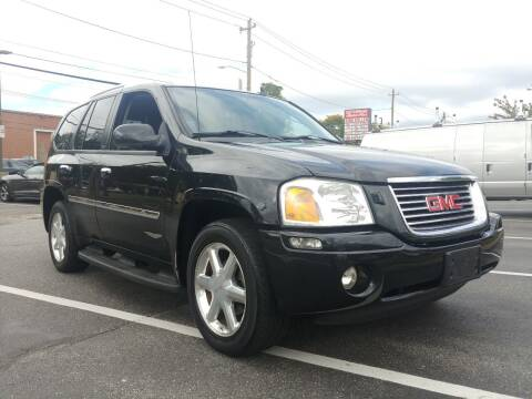 2009 GMC Envoy for sale at Viking Auto Group in Bethpage NY