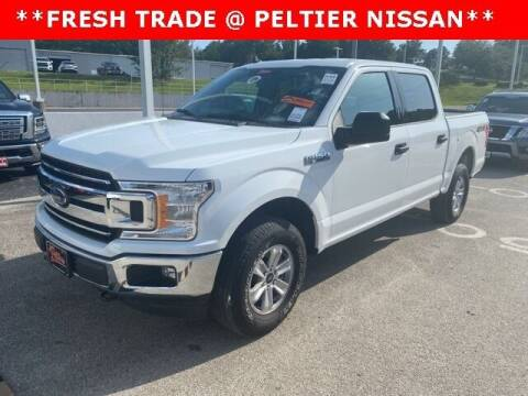 2020 Ford F-150 for sale at TEX TYLER Autos Cars Trucks SUV Sales in Tyler TX