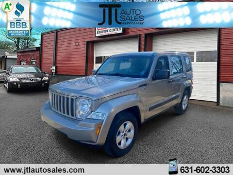 2011 Jeep Liberty for sale at JTL Auto Inc in Selden NY