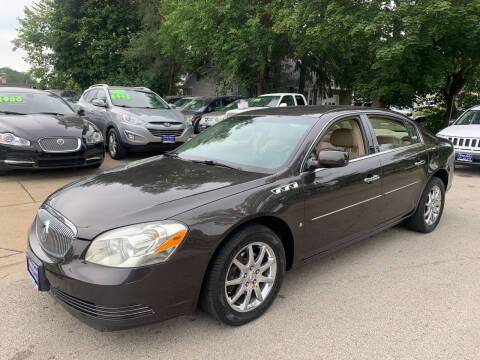 2008 Buick Lucerne for sale at CPM Motors Inc in Elgin IL