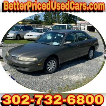 1997 Mazda 626 for sale at Better Priced Used Cars in Frankford DE