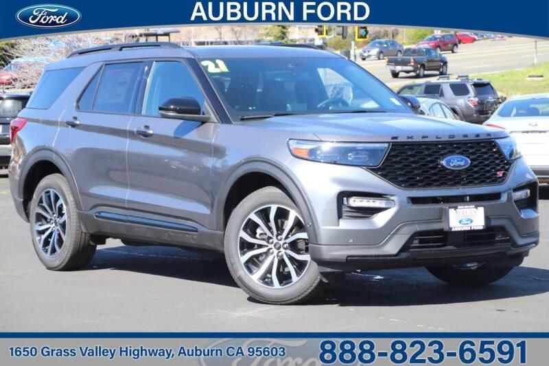 2021 Ford Explorer for sale in Auburn, CA