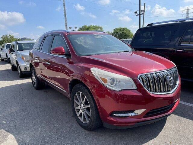 2013 Buick Enclave for sale at SOUTHFIELD QUALITY CARS in Detroit MI