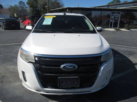 2012 Ford Edge for sale at Maluda Auto Sales in Valdosta GA
