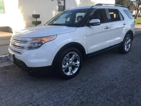 2014 Ford Explorer for sale at LA PLAYITA AUTO SALES INC - 3271 E. Firestone Blvd Lot in South Gate CA