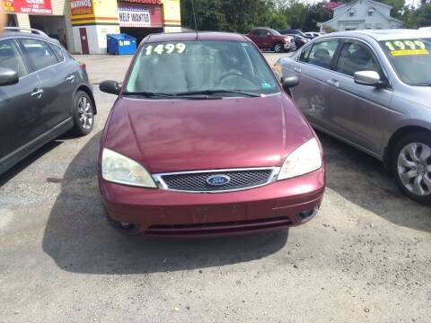 2006 Ford Focus for sale at Marino's Auto Sales in Laurel DE