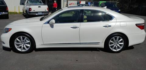 2007 Lexus LS 460 for sale at Buddy's Auto Inc in Pendleton SC