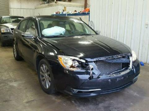 2014 Chrysler 200 for sale at Ragins' Dynamic Auto LLC in Brookland AR