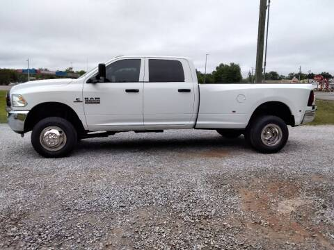 2016 RAM Ram Pickup 3500 for sale at NORTHWOOD TRUCK SALES in Northport AL