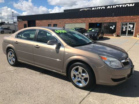 2008 Saturn Aura for sale at Motor City Auto Auction in Fraser MI
