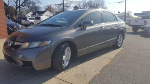 2010 Honda Civic for sale at A & A IMPORTS OF TN in Madison TN