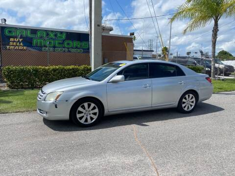 2006 Toyota Avalon for sale at Galaxy Motors Inc in Melbourne FL
