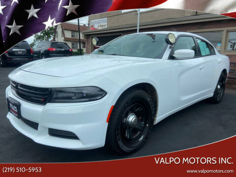 2016 Dodge Charger for sale at Valpo Motors in Valparaiso IN