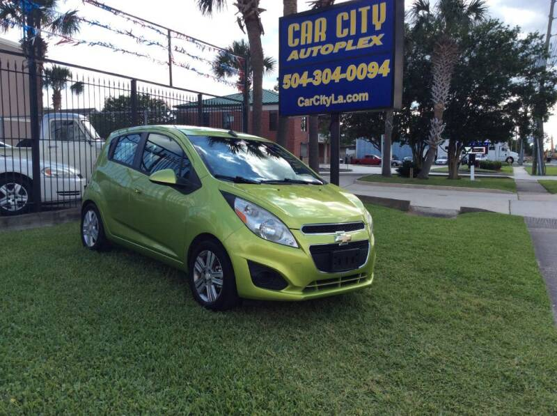 2013 Chevrolet Spark for sale at Car City Autoplex in Metairie LA