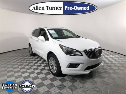 2017 Buick Envision for sale at Allen Turner Hyundai in Pensacola FL